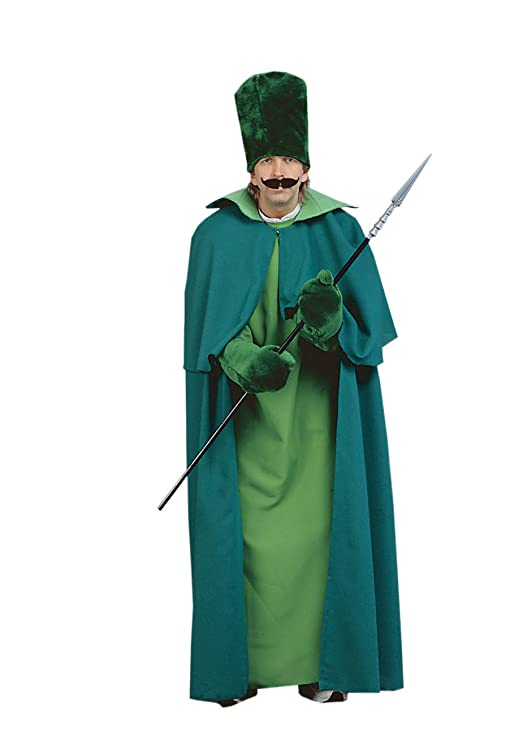 Amazon.com Wizard of Oz - Emerald City Guard Adult Halloween Costume Size 50 X-Large (XL) Clothing  sc 1 st  Amazon.com & Amazon.com: Wizard of Oz - Emerald City Guard Adult Halloween ...
