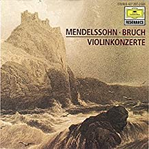 Mendelssohn/Bruch: Violin Concertos by Mendel/Bruch (1989-07-11)