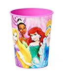 American Greetings Disney Princess 16 oz Plastic Party Cup, Party Supplies