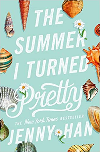Image result for the summer I turned pretty old covers vs new covers jenny han