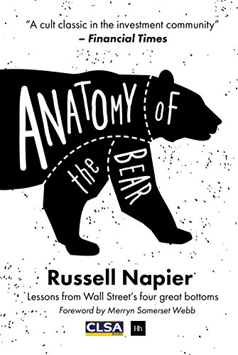 Amazon Anatomy Of The Bear Lessons From Wall Streets Four