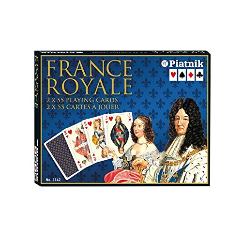 Casino Royale Playing Cards - Piatnik France Royale Playing Cards