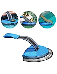 Animal Saving Escape Ramp Pool Critter Escape Ramp Animal Rescue Escape Ramp Safety Net Chipmunk Critter Rescue Tool