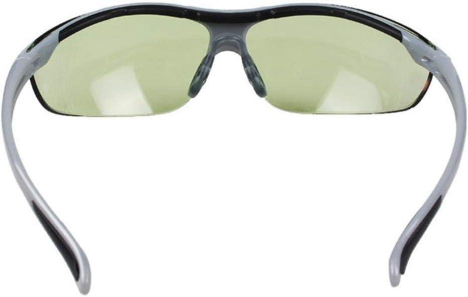 Gafas De Seguridad, Anti-Vaho, Anti-Choque, Anti-Arena, Gafas De Protección Contra La Radiación Ultravioleta, La Luz Y Cómodo De Llevar, Hombres Y Mujeres De Montar Gafas