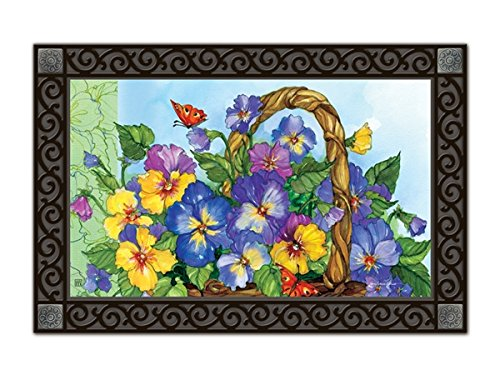Magnet Works Pansy Basket MatMate (Insert Only)