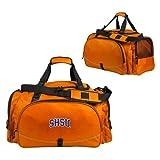 SHSU Challenger Team Orange Sport Bag 'Arched SHSU'