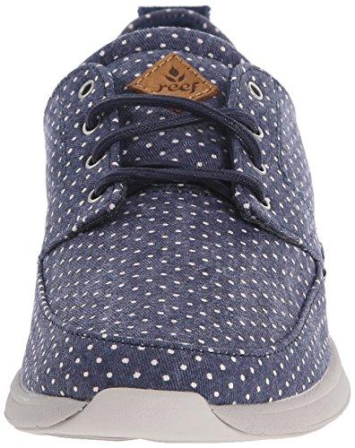 Reef - Zapatillas para mujer Navy/Dots