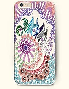 OOFIT iPhone 5 5s Case - Merry Christmas A Light Xmas Tree In Snowfield