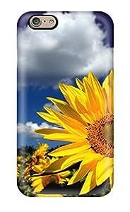 Abikjack Perfect Tpu Case For Iphone 6/ Anti-scratch Protector Case (flower)