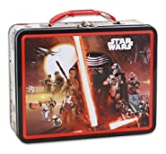 Star Wars Large Embossed Lunch Box - The Force Awakens