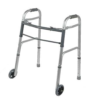 GRHL Equipo para rehabilitación de aluminio andador ruedas ...
