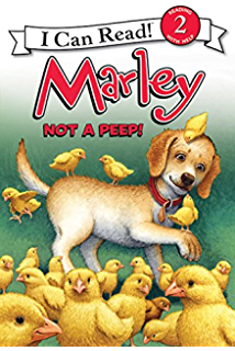 Bad dog marley kindle edition by john grogan richard cowdrey marley not a peep i can read level 2 fandeluxe Image collections