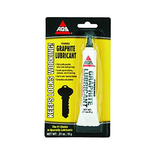 Powered Graphite Lubricant (Pack of 48) by Panef