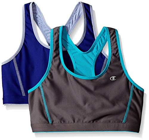 Comfortable Sports Bras for Every Body Type. This reversible nylon/poly/spandex-blend bra is reversible for another color option and its seamless design makes it chafe-free. C9 Champion Women's Enthusiast Seamless Sports Bra $17 BUY NOW. Best Bang for Your Buck. This seamless, sweat-wicking sports bra may be one of the comfiest we've.