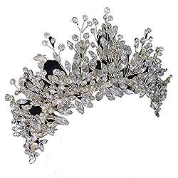 Custom Made Crystal Bridal Tiara