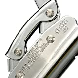 YaeTact Rope Grab with Eye Stainless Steel Chromate finished ANSI Z359.1 & EN 353-2