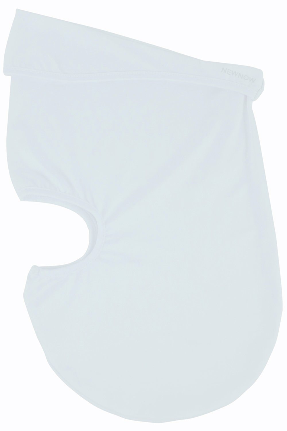 NewNow Candy Color Ultra Thin Ski Face Mask - Great Under A Bike / Football Helmet -Balaclava-White by NewNow (Image #3)