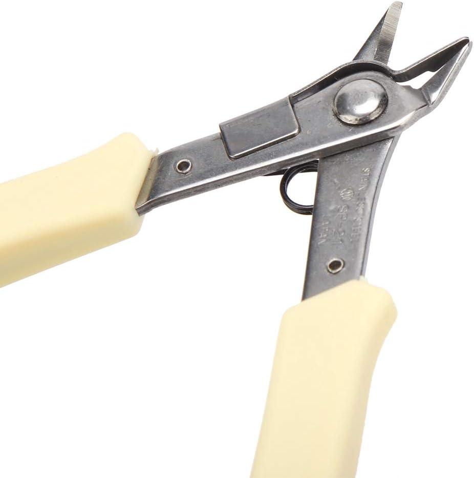 SP-21 Cable Stripper Crimper Alicates Terminal Tool Alicates diagonales Cable Lateral Corte Pinzas 107F1 Cable Striper Alicate