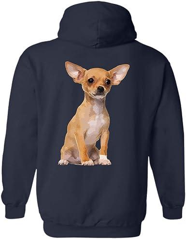 Chihuahua Mom Men Hoodies Women Long Sleeve Hoodie