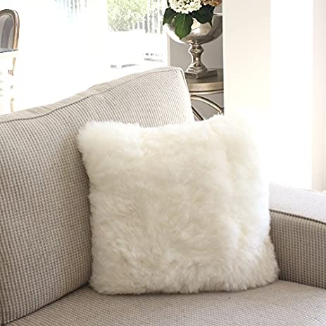 colorful sheepskin htm bookmark pink pillow