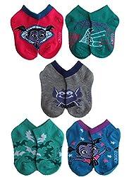 Disney Junior Vampirina Ballerina 5pk Toddler Socks Sz 5-6.5