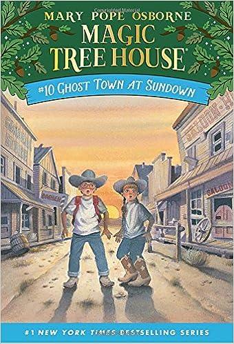Ghost Town At Sundown (Magic Tree House) Downloads Torrent 51bOS1HVGbL._SX338_BO1,204,203,200_