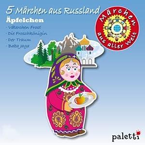 5 Märchen aus Russland (Märchen aus aller Welt) Hörbuch