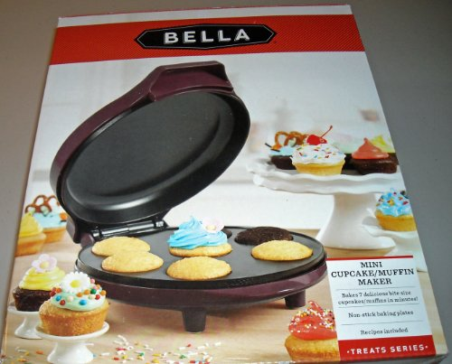 Bella Mini Cupcake/Muffin Maker