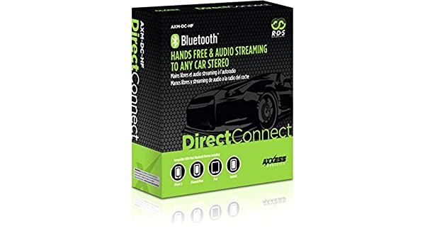 Amazon.com: Metra AXM-DC-HF Axxess Direct Connect HF Interface: Car Electronics