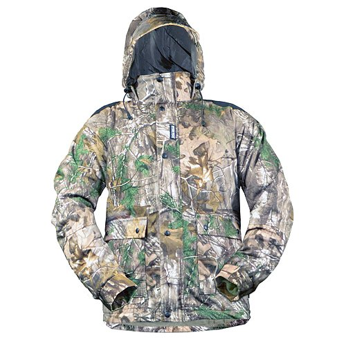 Rivers West Clothing Frontier Waterproof Fleece Jacket, Large, APX