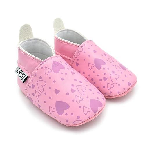 Vovotrade Zapatos Aprendizaje del Primer Paso Recién Nacido Niño ...