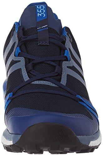 Belazu De Sur Acenat Homme Chaussures maruni Gtx Pour Course Adidas Sentier Bleu 000 Terrex Agravic FwRw4a