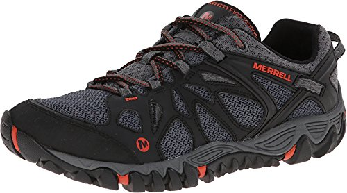 Merrell Men's Hiking Shoes are perfect for best stress relief methods