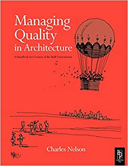 Book Managing Quality in Architecture