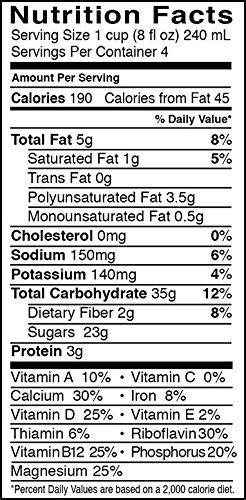 Pacific Foods, Hemp - Chocolate (Pack of 6)