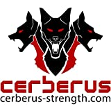 CERBERUS STRENGTH Elite Lifting Straps
