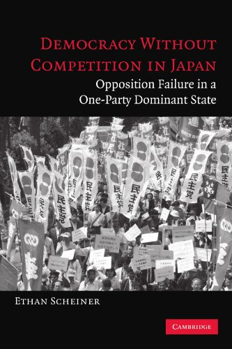 Democracy without Competition in Japan: Opposition...