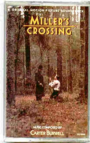 Miller's Crossing ~ Original Motion Picture Soundtrack [Music Composed by Carter Burwell] (Original 1990 Varese Sarabande VSC 5288 CASSETTE Tape NEW Factory Sealed in the Original Shrinkwrap Features 16 Tracks ~ See Seller's Description For Track Listing With Timing)