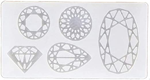 Kcibyvx Silikon Gie/ßform Mini Gr/ö/ße Beast-Head Klopfer Anh/änger Silikon Harzform Schmuckherstellung Werkzeuge