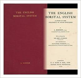 borstal system