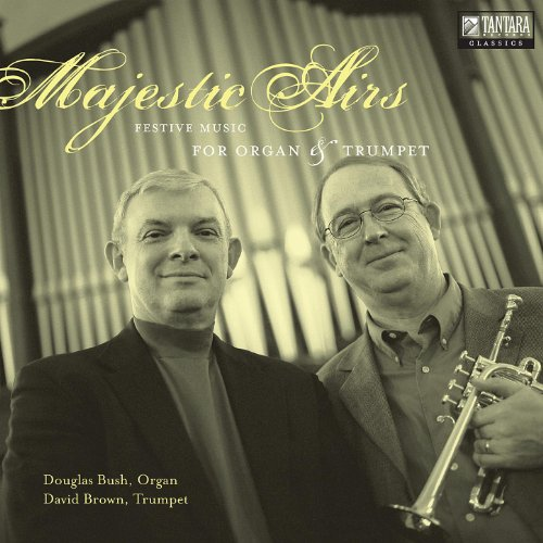 ve Music For Organ & Trumpet ()