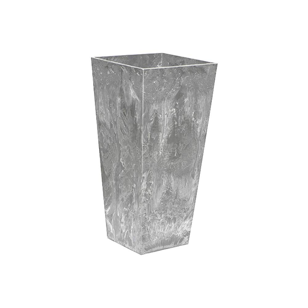 ArtStone 35190.01 Ella Tall Planter Grey 19.5-inch