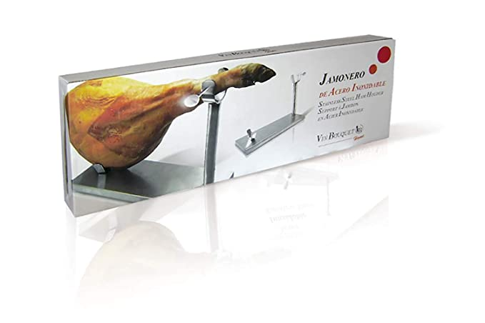 Amazon.com: VinBouquet - Stainless steel ham holder FIJ 001 ...