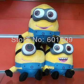 Amazon.com: EMS 100/lot 2013 Nuevo Despicable Me 3d Eye ...