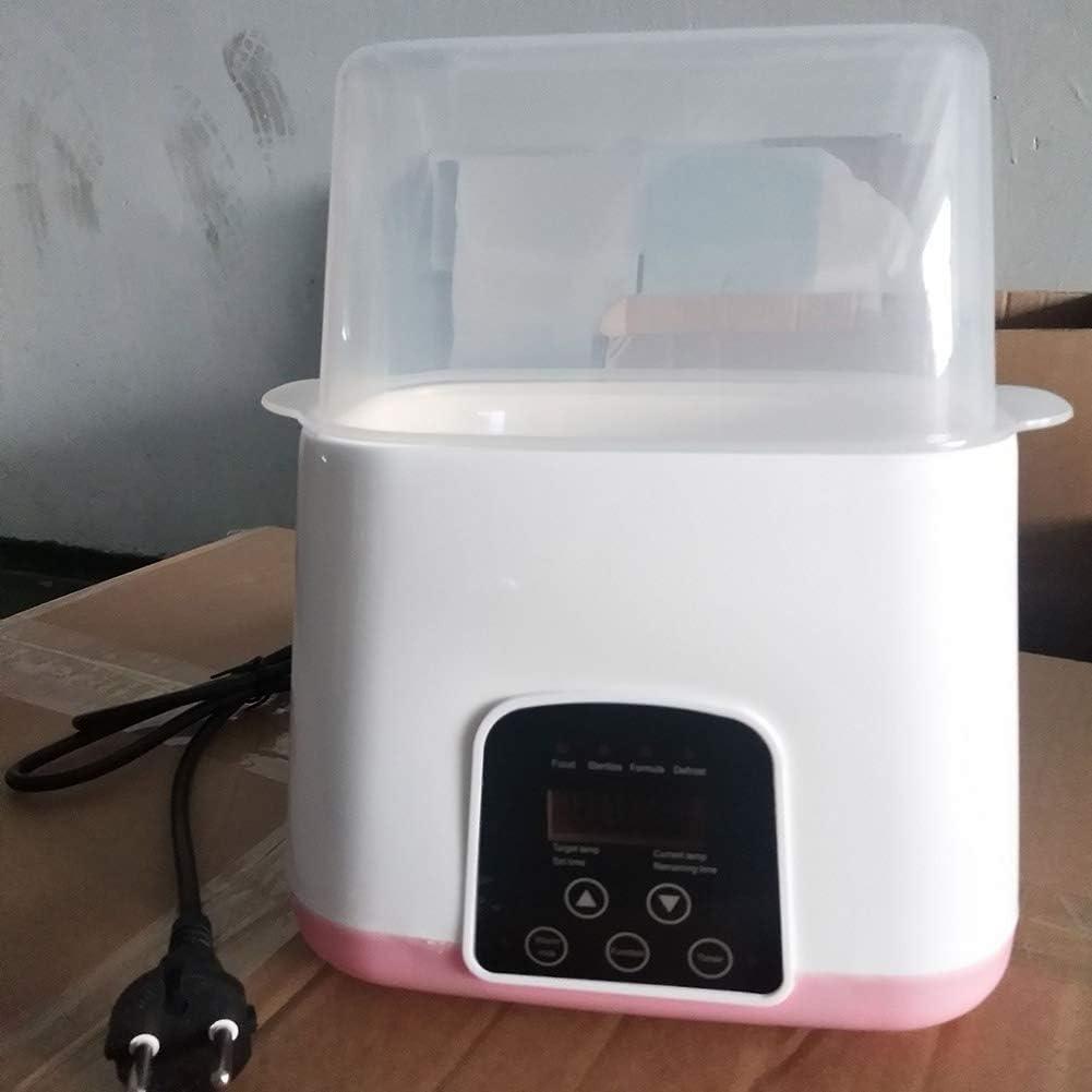 Multifunzionale Spegnimento Automatico Display LCD Digitale e Controllo Preciso del Tempo ZQYR# Sterilizzatore a Vapore Elettrico TP-1558 Sterilizzazione + Riscaldamento del Latte+ Asciugatura