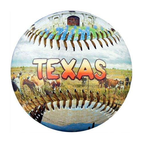 EnjoyLife Inc Texas Souvenir Baseball