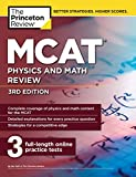 MCAT Physics and Math Review, 3rd Edition (Graduate School Test Preparation)