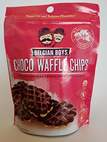 belgian waffles packaged - 6
