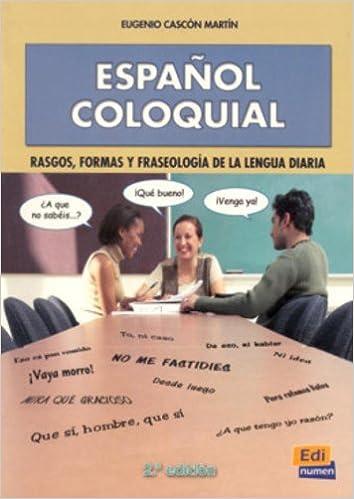 Descarga gratuita de libros de Joomla. Español coloquial (Gramática) MOBI