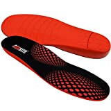 Best Insoles For Boots - JobSite Heavy Duty Boot Support Insole - Large Review